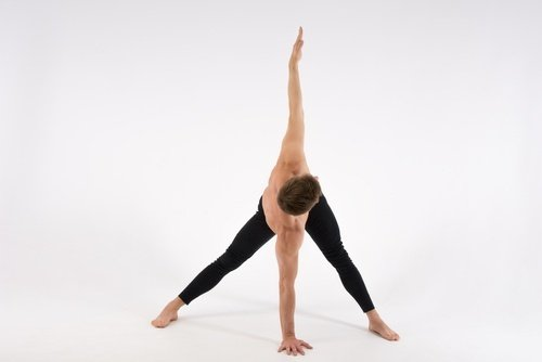 Benefits of Triangle Pose | Fighting Arts Health Lab
