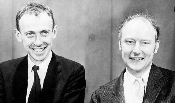 We're Inspired By Francis Crick and James Watson | Fighting Arts Health Lab